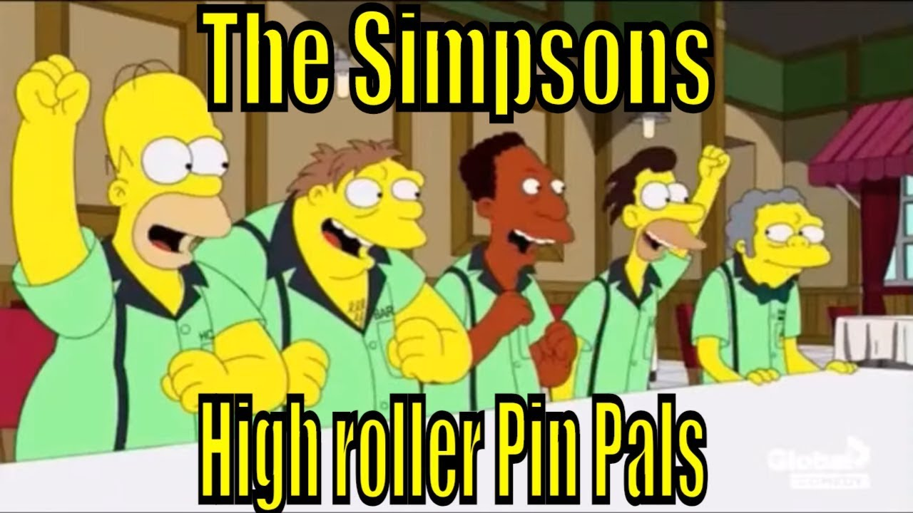 Barney Simpson Porn the simpsons homer s 29 e 07 pin pal sing in the lane