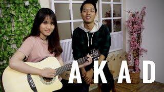 PAYUNG TEDUH - AKAD (Cover) | Audree Dewangga, Yotari Kezia