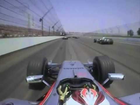 F1 2006 Kimi Raikkonen - Indianapolis ONBOARD