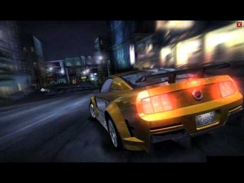 Need For Speed Carbon - Tomas Anderson - Washing Up (Tiga Remix)