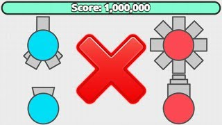 Diep.io - More Failed 1 Million Attempts (Booster, Manager, Octo Tank, Predator)