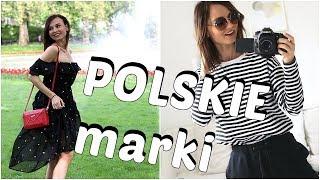 Polecam Polskie marki modowe/ Spotkaj się ze mną w maju w Poznaniu! :)