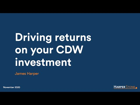 VIDEO: Driving returns from your Cloud Data Warehouse investment
