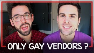Same-Sex Marriage: Will You Only Use Gay Wedding Vendors?