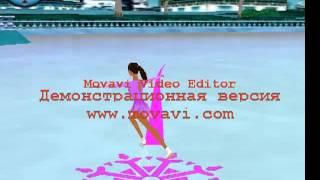ИГРА НАЧАЛАСЬ;,Барби на льду