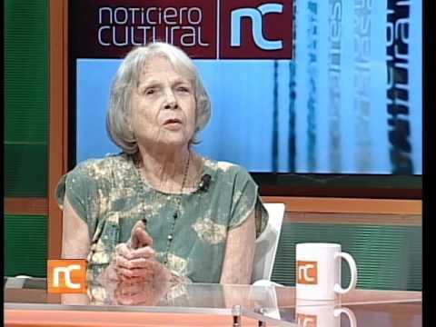 Entrevista a Martha Valdés. Premio Nacional de Música