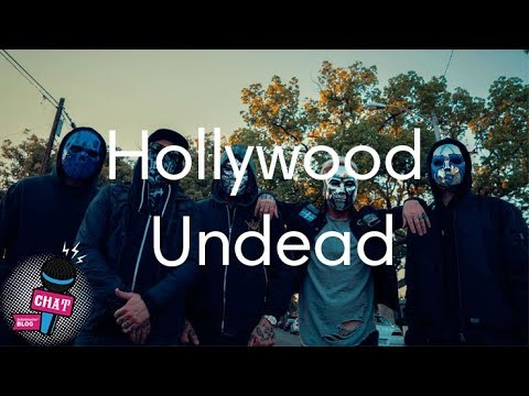 Hollywood Undead chat ahead of their UK tour