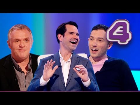 Everyone's ASTOUNDED Jon Richardson Fell In Love With A Clown | Jon 's Best 8 Out Of 10 Cats S12
