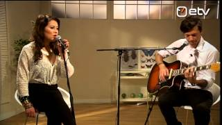 "ELINA BORN & STIG RÄSTA ""Goodbye To Yesterday"""