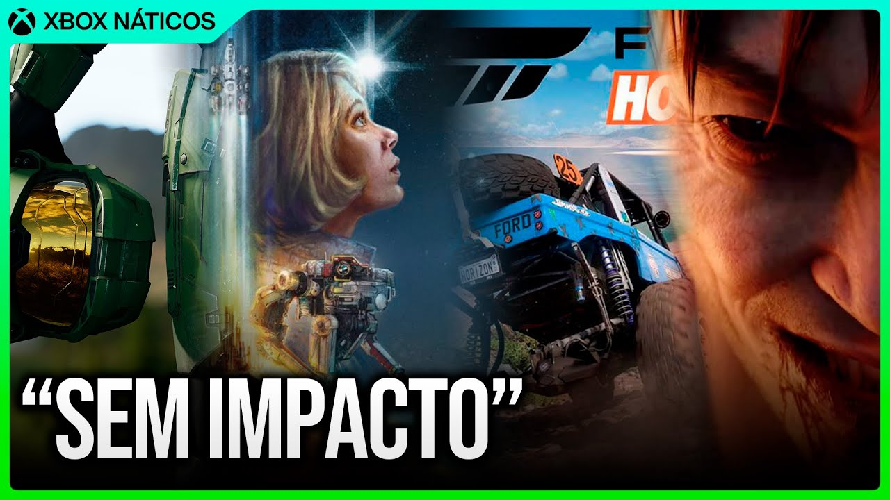 """Xbox E3 2021 - O """"jornalismo gamer"""" está """"sem impacto"""""""