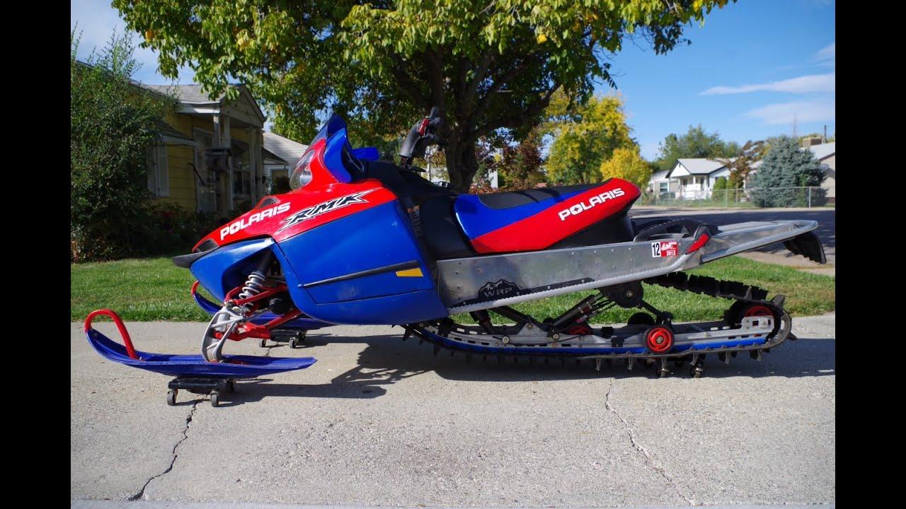 FOR SALE 2006 Polaris RMK 600 Snowcheck Edition Snowmobile