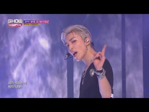 Show Champion EP.232 B.A.P's JongUp-Try My Luck