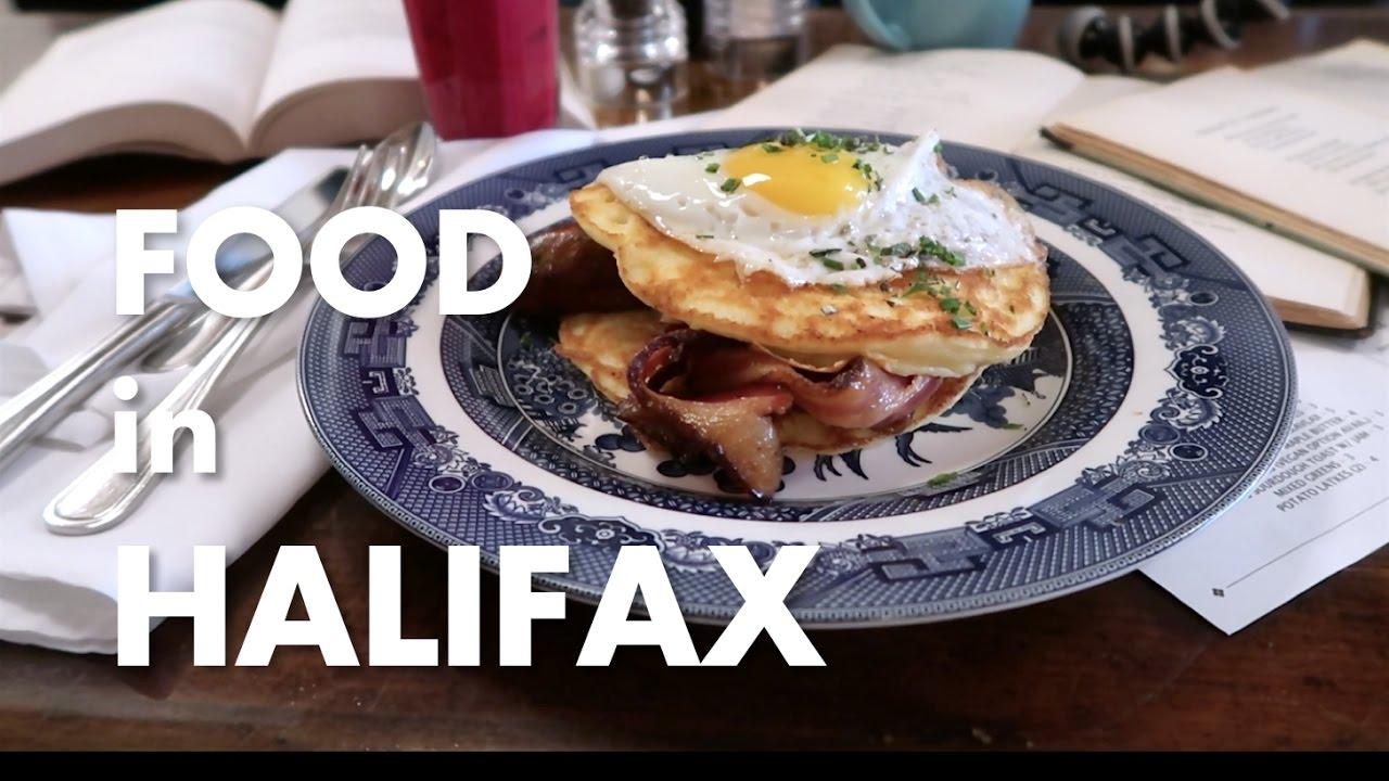 Halifax BEST FOOD