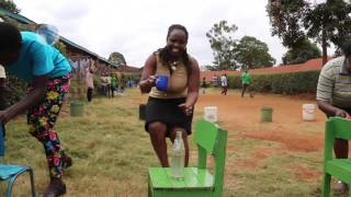 Bonanza School fun day in Embu county