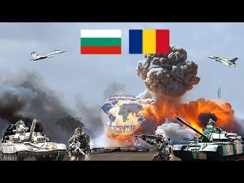 Bulgaria VS Romania Military Power Comparison 2017 - 2018