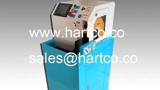 TCC275PA Tube Cutting Machine-Tube Automatic Feed Demo