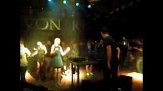 Barthol Lo Mejor 2013 live at Von Krahl