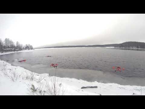Arctic Ice floating  Puumala