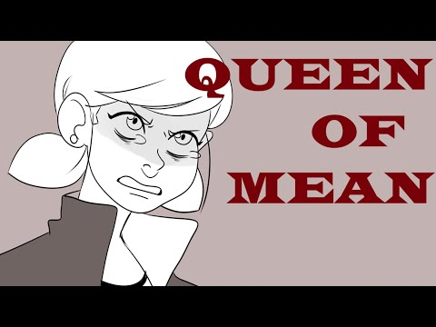 Queen of Mean - Animatic ( Miraculous Ladybug)| Princess Justice