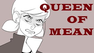 Queen of Mean - Animatic ( Miraculous Ladybug)| Princess Justice | Villains 1/3