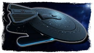 Starship Lore : Nebula Class - A Poor Man's Galaxy Class