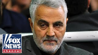 Rep. Dan Crenshaw slams Democrat apologists over Soleimani strike