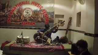 International Music Ashram - Varanasi, concert 19.01.10 - part 1