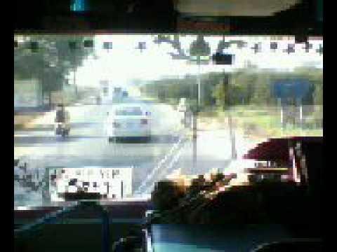 Pakistani bus AL SHAHBAZ ISLAMABAD to SARGODHA