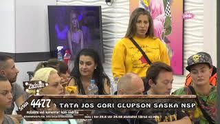 Zadruga 3   Dalila Priča O Biljani Dejan Plače I Govori Njegovu Stranu Priče   07.09.2019.