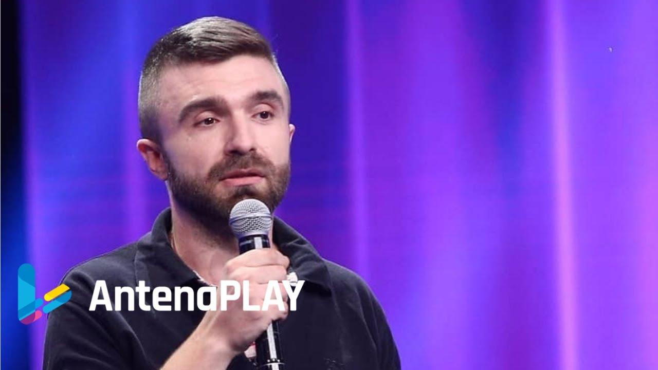 Ștefan Nistor, show total de stand-up comedy, la iUmor!