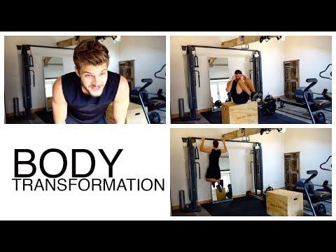 BODY TRANSFORMATION | EPISODE SIX