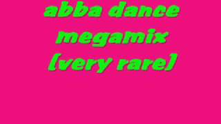 abba megamix (very rare)