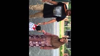 Adrianita Ratih Belajar Jalan @Bekasi