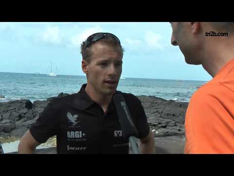 Ironman Hawaii 2013: Stefan Schmid im Prerace-Interview