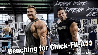 Posing Practice With Christian Guzman | To Mens Physique?!?