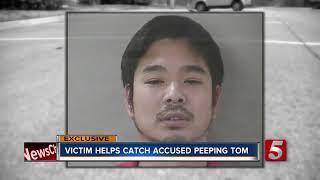 Murfreesboro Police Arrest Accused Peeping Tom