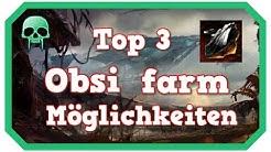 Obsidian-Scherben farmen | Top 3 Möglichkeiten | Guild Wars 2