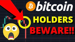 HUGE WARNING!! MASSIVE BITCOIN HALVING CRASH!! WATCH OUT FOR THIS PRICE IF YOU HOLD BITCOIN!!