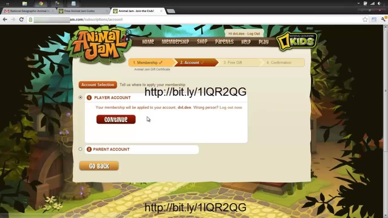 Free Animal Jam Gems   Free Animal Jam Membership Codes   Animal ...