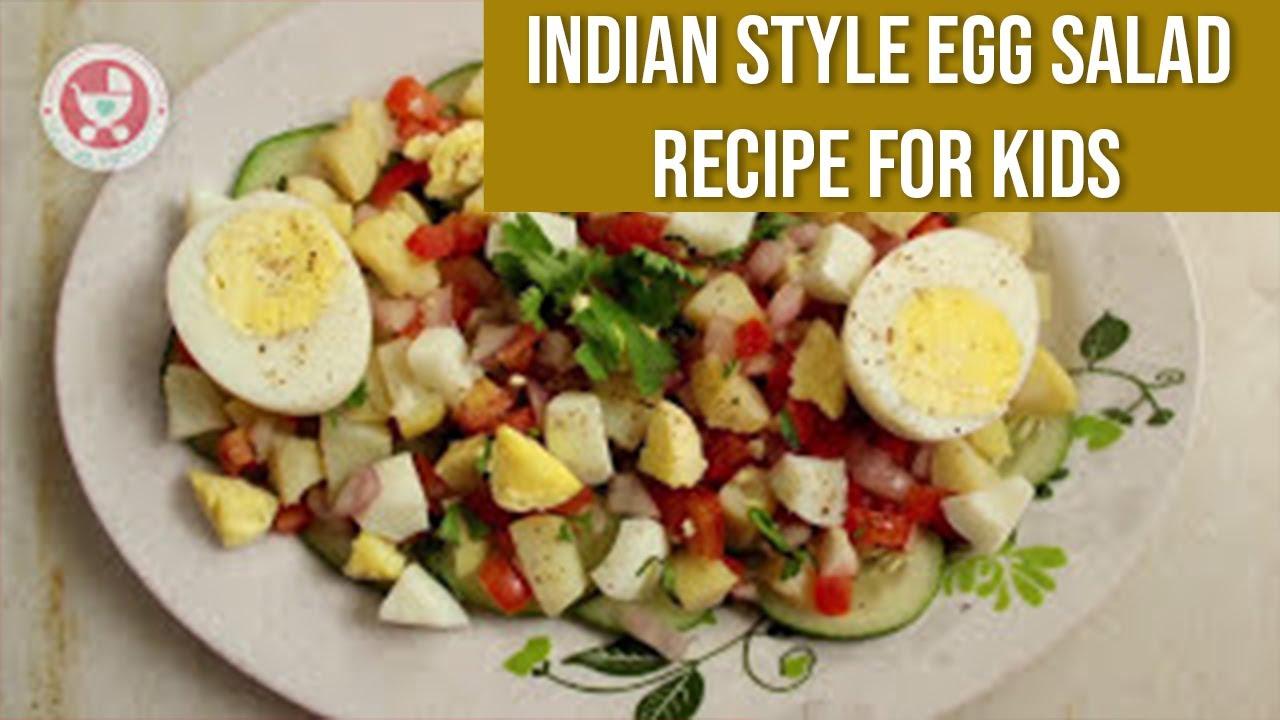 Egg Salad Recipe Indian