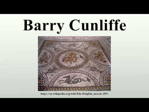 Barry Cunliffe
