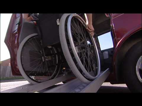 Go Kills - This Time Every Time - Assisting Wheelchair-Users : Taxi Cabs