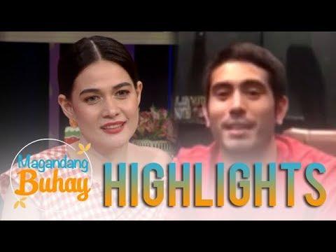 Magandang Buhay: Gerald Anderson gives sweet birthday message for Bea Alonzo
