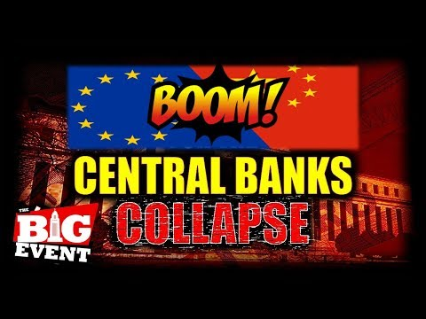 Central Banks Collapse!! First is in Chinese & European - Financial System Reset With GOLD & SILVER