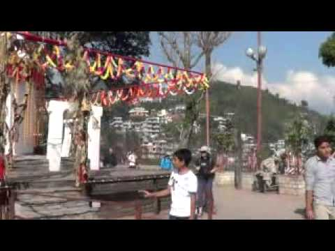 View of Bindubasini Temple | Pokhra | Nepal