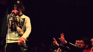 Battle On Arena - PSIHOTROP vs MACANACHE - Finala (2015)