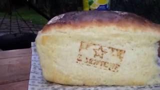 Горячий хлеб. Партизанская деревня. Парк патриот.