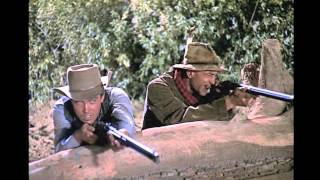 The Searchers (1959) - Best Shootout Scene