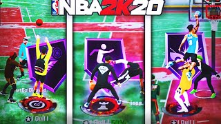 BEST 3 GUARDS BUILDS IN NBA 2K20! MOST OVERPOWERED DEMIGOD BUILDS! BECOME UNSTOPPABLE NBA 2K20