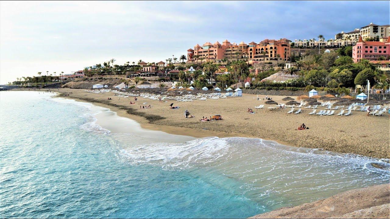Playa El Duque, Costa Adeje